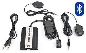 Bluetooth-AUX-Adapter-Peugeot-207-307-CC-308-407-SW-607-807-RD4-Freisprechanlage