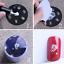 10ml-Stamping-Nail-Polish-6-Colours-Varnish-Plate-Printing-DIY-Nail-Art thumbnail 2