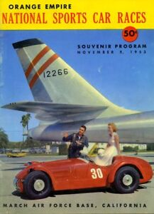 1953-John-Fitch-Cunningham-C4-R-Wins-At-March-Air-Force-Base-Race-Program
