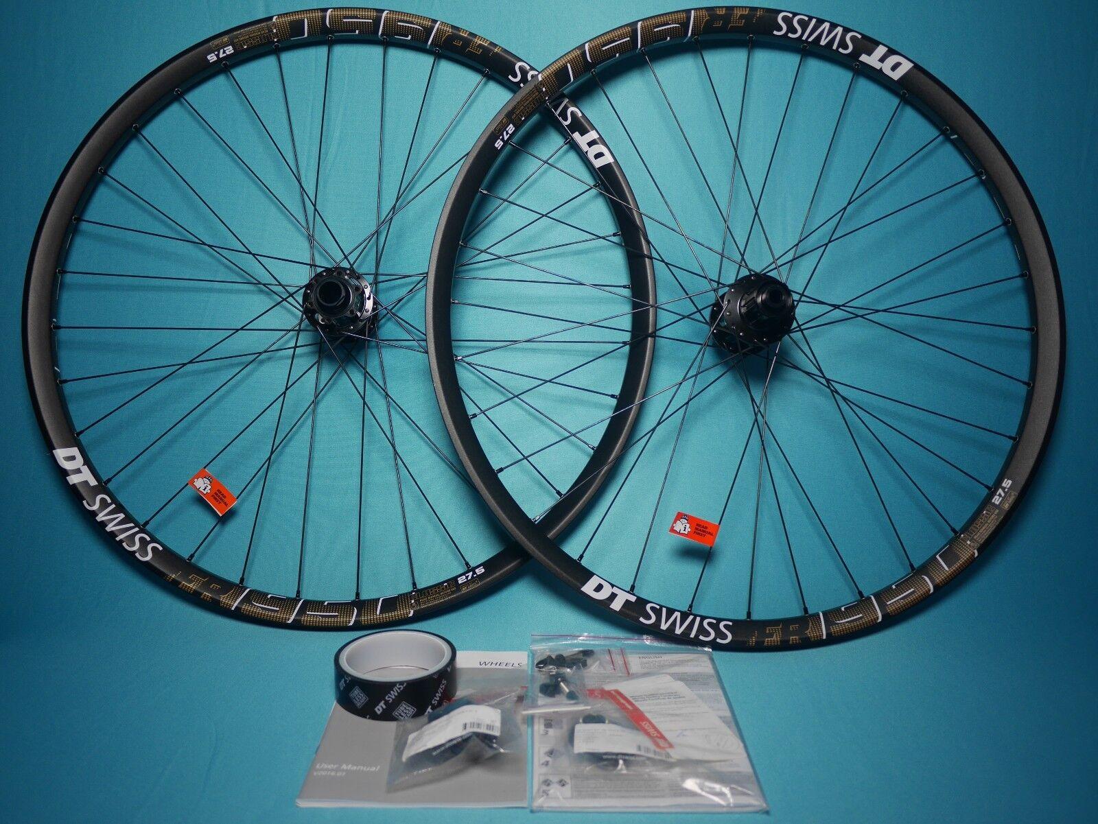 DT Swiss FR 1950 Classic 27.5  650B Mountain bike Wheels 10-12 speed 150 157X12