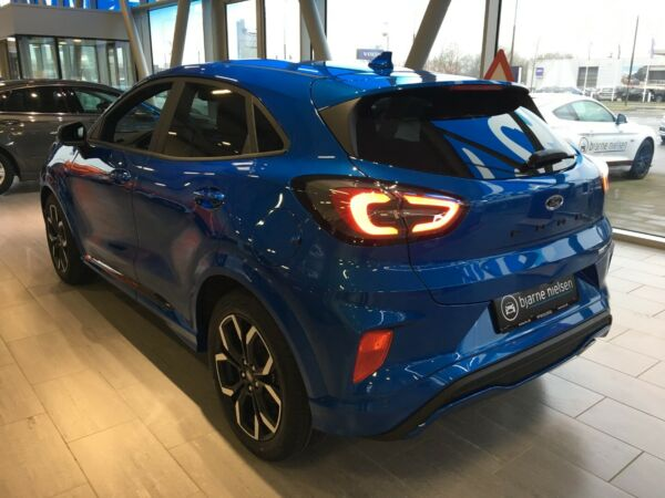 Ford Puma 1,0 EcoBoost mHEV ST-Line - billede 3