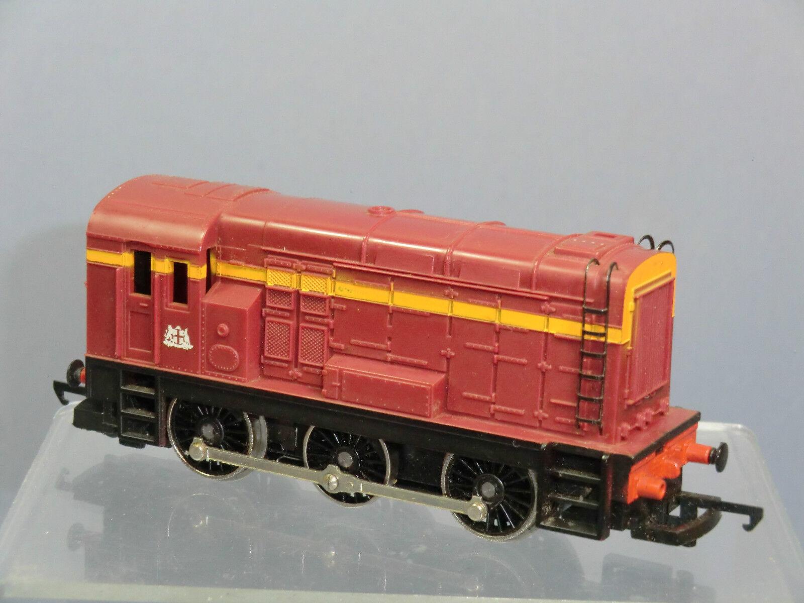 HORNBY RAILWAYS MODEL No.R156 BR Class 08 0-6-0 DIESEL SHUNTER  AUSTRALIAN ED.