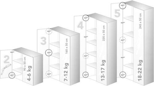 10 pièces Original Herbe Soft Close pour Nexis charnières cliquez sur livraison gratuite