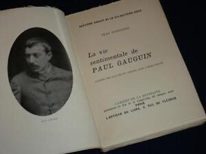 J-DORSENNE-PAUL-GAUGUIN-DOCUMENTS-INEDITS-1927