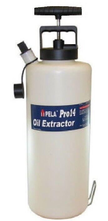 OIL SUMP PUMP OIL EXTRACTOR PELA 14 LITRE INBOARD BOATS
