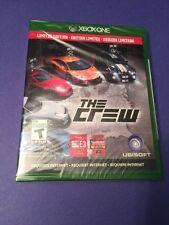 The Crew *Limited Edition + Bonus DLC* (XBOX ONE) NEW