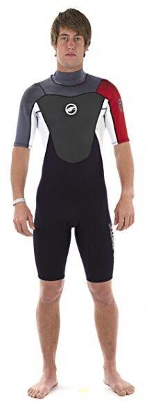 Prolimit - Fusion Shorty 3 2mm - Neoprenanzug Surfanzug Tauchanzug PREISHAMMER
