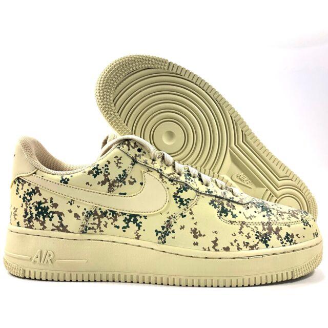 9 5 10 Nike Green 823511 Low Reflective 700 Force LV8 '07 Gold Air Camo Men's 1 tQChrdxs