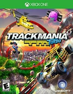 XBOX-ONE-XB1-GAME-TRACKMANIA-TURBO-BRAND-NEW-AND-SEALED