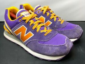 New Balance 574 Shoes Lakers Kobe