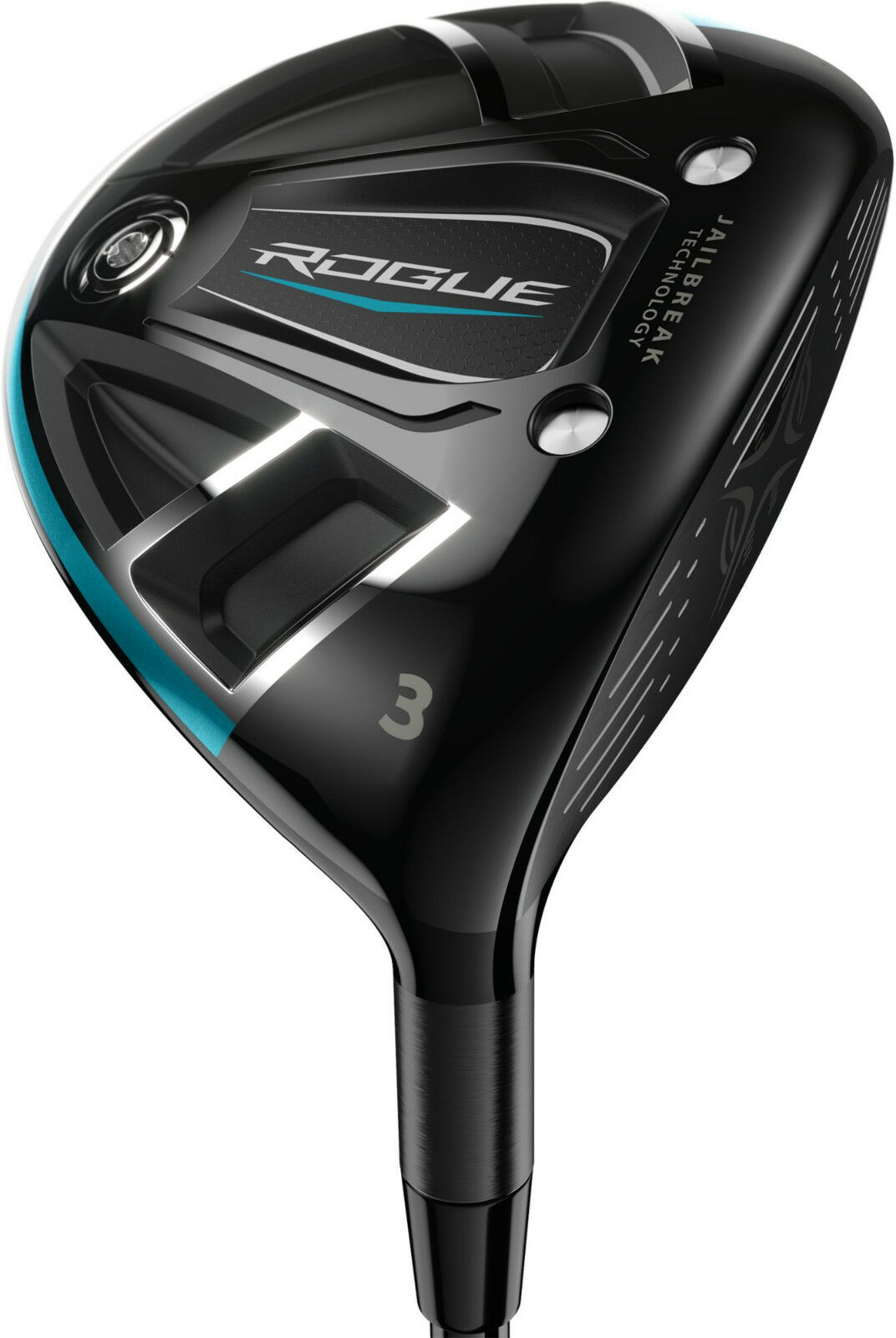 Callaway Rogue 3 Wood 15 Degree Stiff Synergy 60 Right Hand NEW 9839