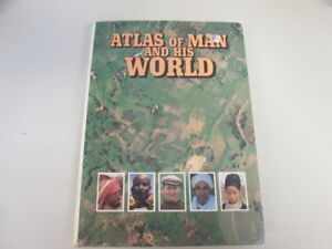 Good-Atlas-of-Man-and-His-World-Carpenter-Shirley-1980-02-01-Aldus-Books-L