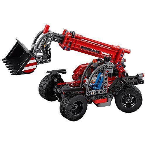 Lego Technic Telehandler 42061 Kit de construcción