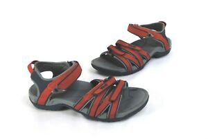 Teva-Tirra-4266-Sandals-Performance-Hiking-Camping-Trail-Ankle-Strap-Women-6