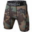 Fashion-Sports-Apparel-Skin-Tights-Compression-Base-Men-039-s-Running-Gym-Shorts-Hot thumbnail 9