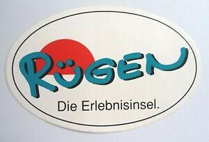 Bumper Stickers Rügen Die Erlebnisinsel Ostsee Chalk Cliffs King's Chair Bergen