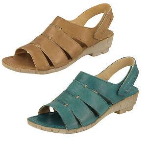 Ladies Khrio rouge Sandals Pell Ebano 14037 nPvwZarPq