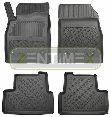 Tappetini in gomma TPE 3D Premium per Opel Astra Sport J Sports Tourer Stat 62