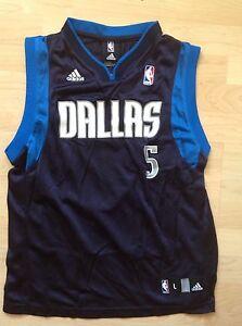 Details about ADIDAS Dallas Mavericks Mavs JOSH HOWARD NBA Jersey YOUTH Large