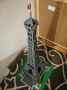 BUILDING INSTRUCTIONS FOR LEGO 10181 THE EIFFEL TOWER 1:300,
