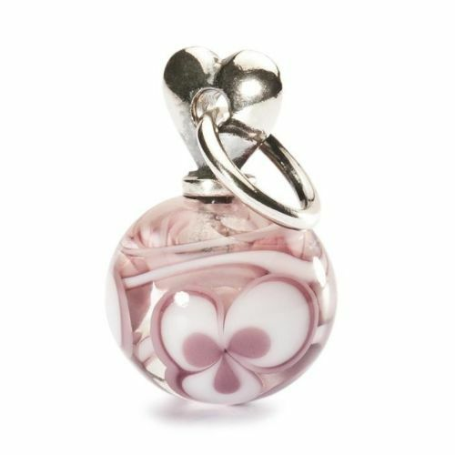 Lilla PURPLE TAGBE-00024 Amore a San Valentino TROLLBEAD VALENTINE LOVE