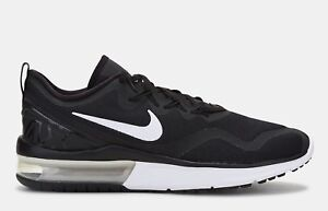 Details about Nike Air Max Fury Black White Running Shoes Size 11 Mens Run AA5739 403 New