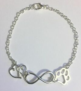 Image Is Loading Eternal Love Bracelet I My Dog Cat