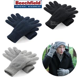 BEECHFIELD-GLOVES-THINSULATE-LINING-SUPER-WARM-SNOW-SKI-SOFT-UNISEX-SIZES-OFFER