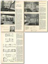 1956 House Of The Future, Ideal Home Designed Alison And Peter Smithson
