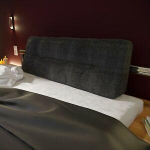 Sehr MSS® Rückenkissen für Bett Rückenlehne Keilkissen für Couch und IH43