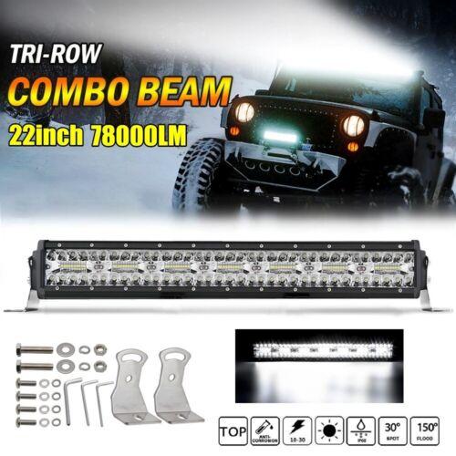 864W LED Arbeitsscheinwerfer 12V 24V 6D Offroad Scheinwerfer Traktor Bagger SUV