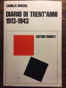 Diario-Dei-Trent-039-anni-1913-1943-Ravera-Editori-Riuniti-Prezzo-OK