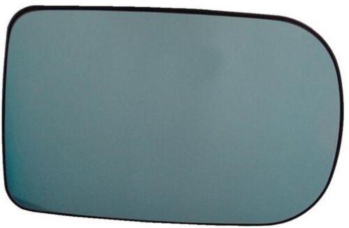 MIROIR GLACE RETROVISEUR BMW SERIE 5 E39 95-04 530d 525td DEGIVRANT PASSAGER