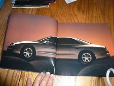 1998 Oldsmobile Aurora Sales Brochure