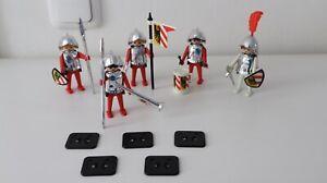 Playmobil-3291-setnr-Nurnberg-Nuremberg-stadtwache-protector-de-la-ciudad-medieval