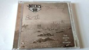 Bitches-Sin-Ian-Toomey-The-Sound-Of-Silence-CD-Autographed-copies-available