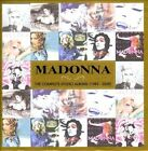 The Complete Studio Albums (1983-2008) [Box] by Madonna (CD, Mar-2012, 11 Discs, Rhino (Label))