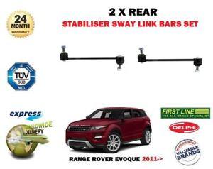 para-Range-Rover-Evoque-2011-gt-2x-trasero-Izquierdo-Derecho-Estabilizador