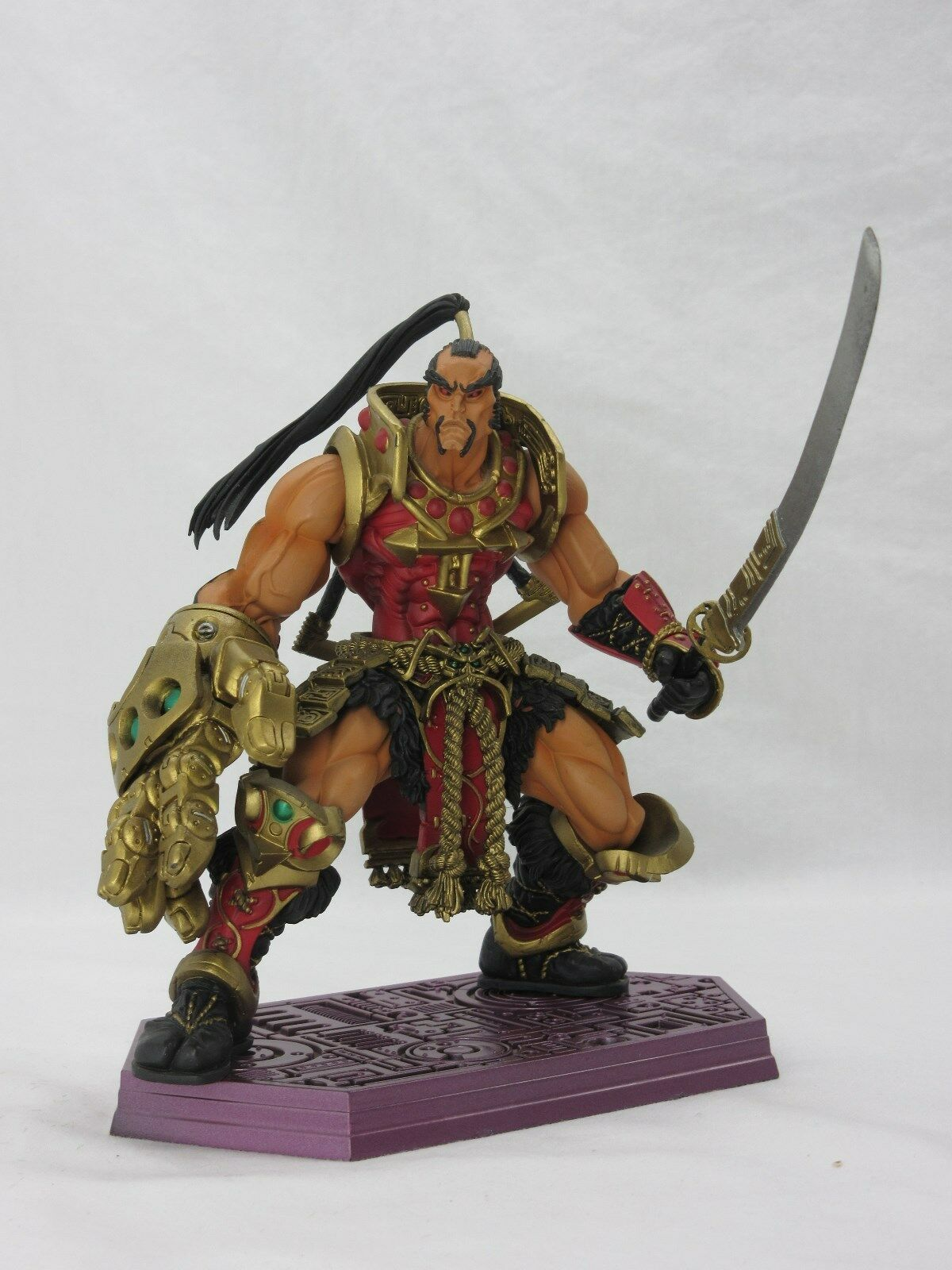 MOTU,JITSU,200x,Neca statue,figure,with weapons,Masters of the Universe,He man