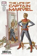 Life of Captain Marvel #1  Artgerm Variant  Carol Danvers  1st Print CGC 9.8