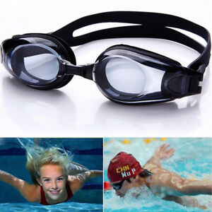 dff7569064 Image is loading Optical-Corrective-Prescription-Swimming-Goggles-Myopia -Glasses-For-