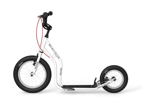 """Yedoo New Wzoom 16/"""" 12/"""" Tretroller  White  Kickscooter for cool Girls and Boys"""