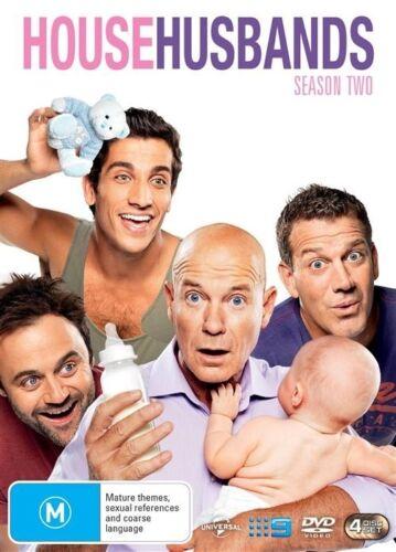 1 of 1 -  HOUSE HUSBANDS - SEASON 2...REG 4...NEW & SEALED    dvd371