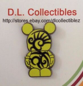 Disney-Vinylmation-Jr-Series-1-Mystery-Series-Tribal-Pin