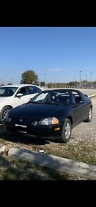 Mint condition Honda Civic Del Sol