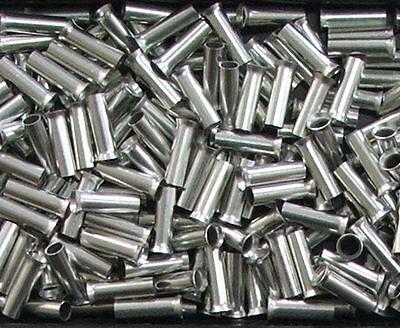 Aderendhülsen 1,5mm² Adernhülsen ideal für Kabelverlegung (Lüster- Blockklemme)