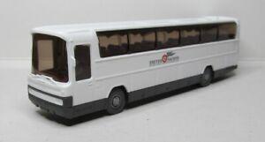 Wiking-1-87-mercedes-benz-o-303-RHD-autobus-choco-OVP-712-fuertemente-tours-Aachen