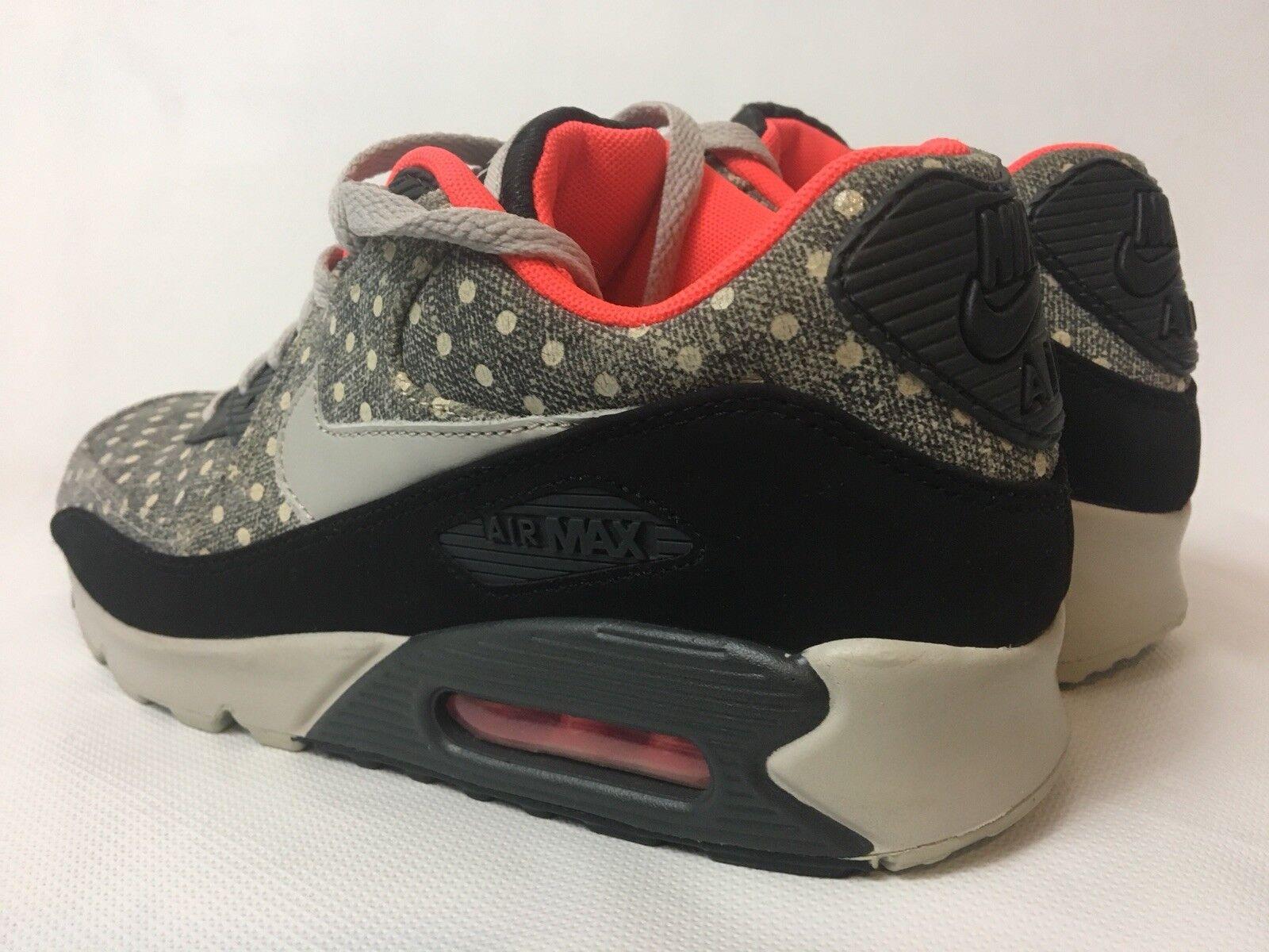 Nike AIR MAX MAX MAX 90 LTR Premium a infrarossi a Pois Taglia Uk6.5/EU40.5 [666578-006] | Pacchetti Alla Moda E Attraente  | Sig/Sig Ra Scarpa  58337c