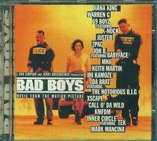 Bad Boys Ost - Warren G/2Pac/MN8/Ini Kamoze/The Notorious B.I.G. CD Perfetto