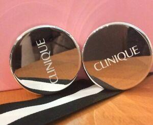 Lot-2-Clinique-Face-Powder-20-Invisible-Blend-Travel-Size-16oz-4-5g-Each-GWP